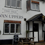 the old swan uppers