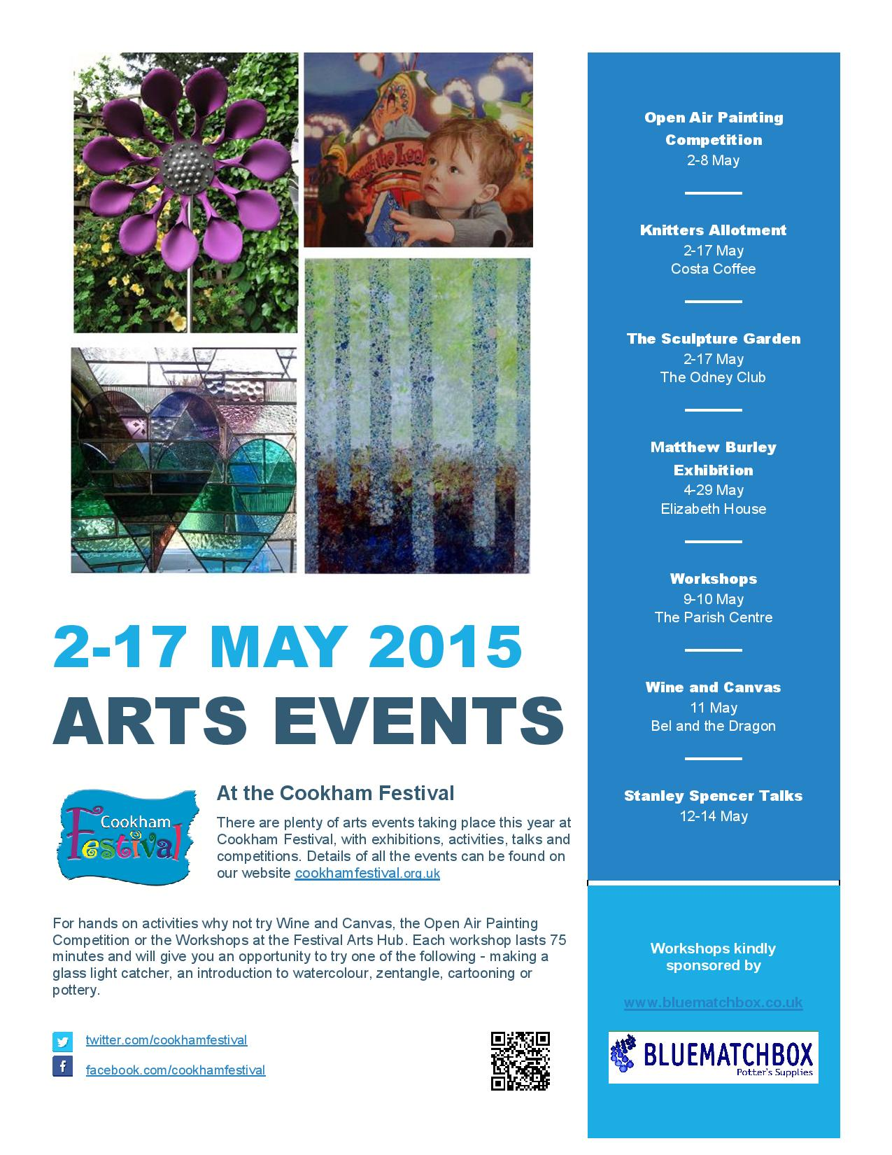 Cookham Festival Arts Events