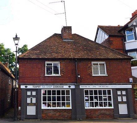 Tea Rooms Cookham